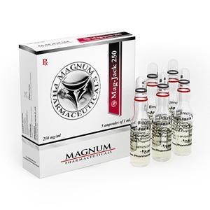 Magnum Mag-Jack 250 in vendita su anabol-it.com in Italia | Trenbolone Acetate