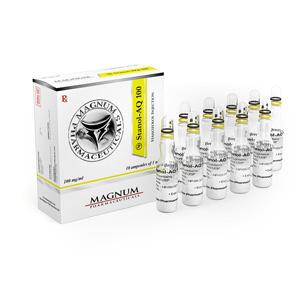 Magnum Stanol-AQ 100 in vendita su anabol-it.com in Italia   Stanozolol injection (Winstrol depot) in linea