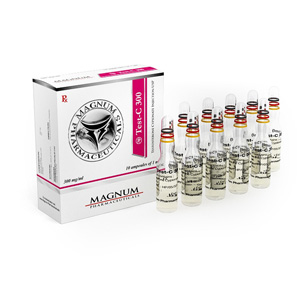 Magnum Test-C 300 in vendita su anabol-it.com in Italia | Testosterone cypionate in linea