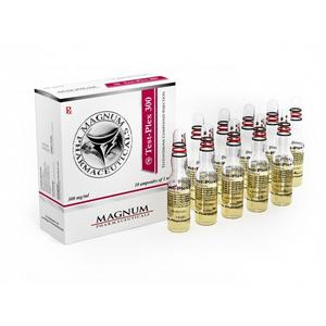 Magnum Test-Plex 300 in vendita su anabol-it.com in Italia | Sustanon 250 (Testosterone mix) in linea