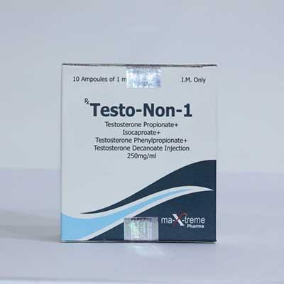 Testo-Non-1 in vendita su anabol-it.com in Italia | Sustanon 250 (Testosterone mix) in linea