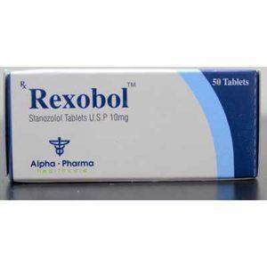 Rexobol-10 in vendita su anabol-it.com in Italia | Stanozolol oral (Winstrol) in linea