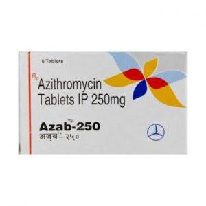 Azab 250 in vendita su anabol-it.com in Italia | Azithromycin in linea