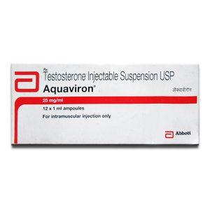 Aquaviron in vendita su anabol-it.com in Italia | Testosterone suspension in linea